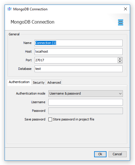 MongoDB Connection